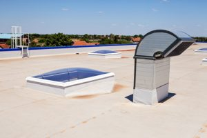 commercial real estate roofing