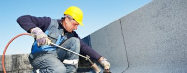 Preparing Your Commercial Flat Roof For Winter In Atlanta