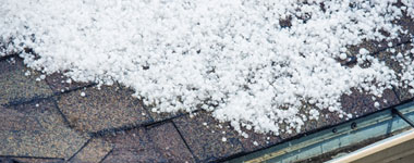 Atlanta Commercial Roofing And Hail Damage Inspection