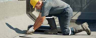 How To Ensure Your Commercial Flat Roof Is Draining Properly